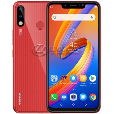 TECNO Spark 3 Pro Bordeaux Red (РСТ) - Цифрус
