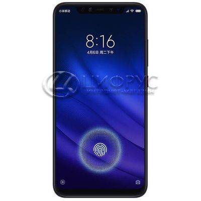 Xiaomi Mi 8 Pro (Global) 128Gb+8Gb Dual LTE Black Transparent - Цифрус