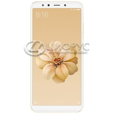 Xiaomi Mi A2 64Gb+4Gb (Global) Gold - Цифрус