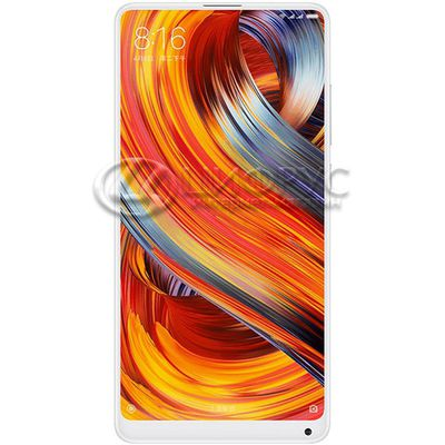 Xiaomi Mi Mix 2 Special Edition 128Gb+8Gb Dual LTE White Ceramic - Цифрус