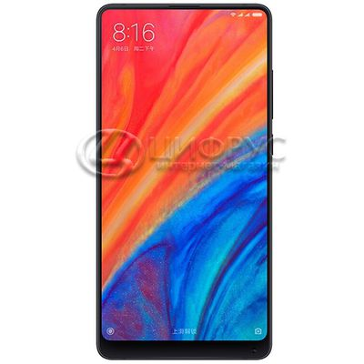 Xiaomi Mi Mix 2S 128Gb+6Gb Dual LTE Black - Цифрус