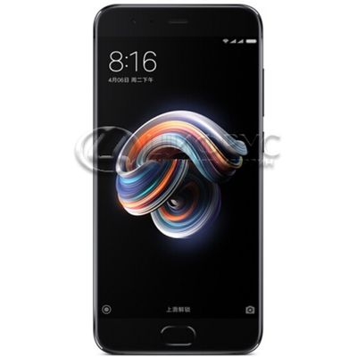 Xiaomi Mi Note 3 128Gb+6Gb Dual LTE Black - Цифрус