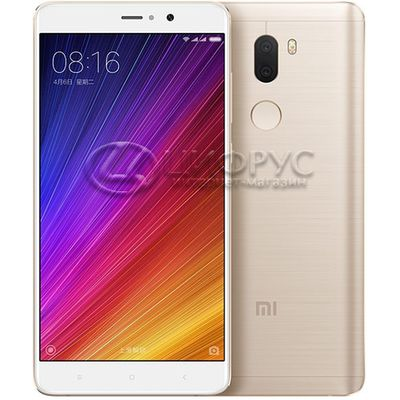 Xiaomi Mi5s Plus 128Gb+6Gb Dual LTE Gold - Цифрус