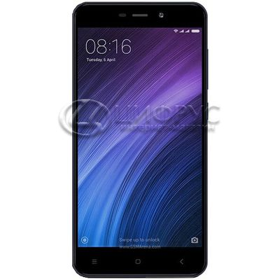 Xiaomi Redmi 4A 32Gb+2Gb Dual LTE Dark Grey - Цифрус