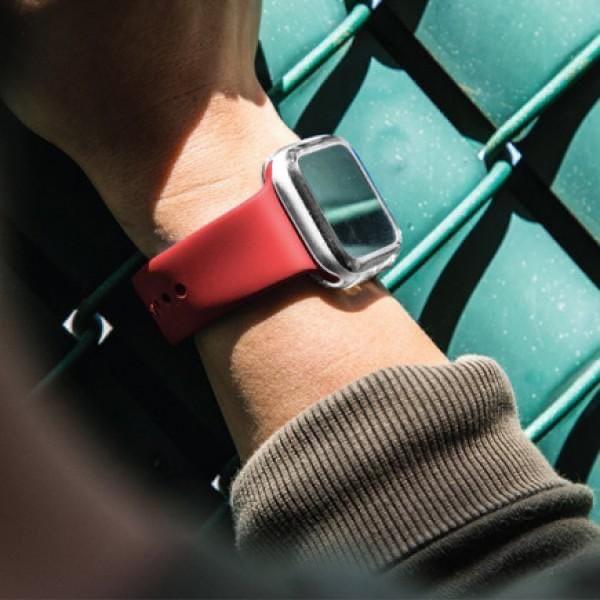Apple разрабатывает «неубиваемые» Apple Watch.