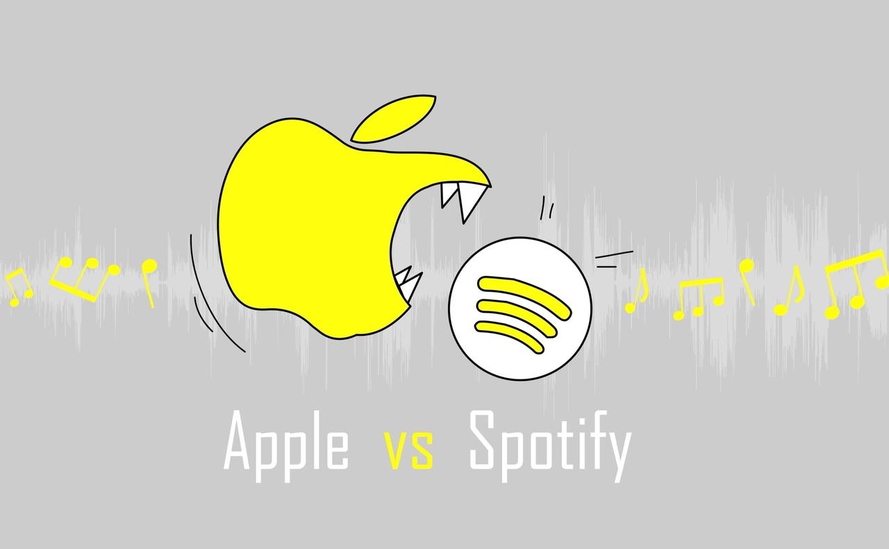Apple в очередной раз оказалась в суде!