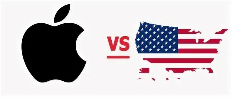 Apple выплатит огромный штраф правительству США.