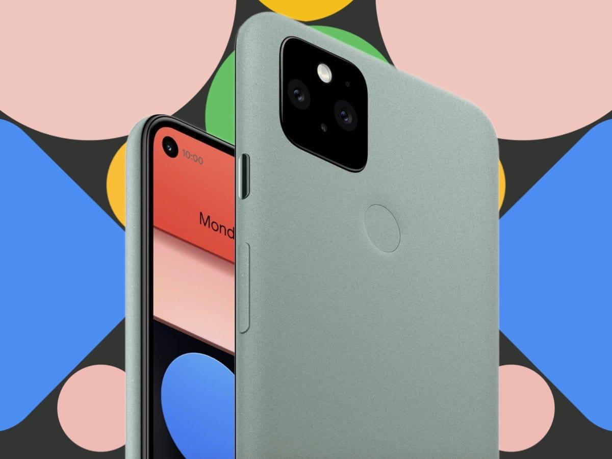 Google случайно выложила фотографии, снятые на Google Pixel 5a.