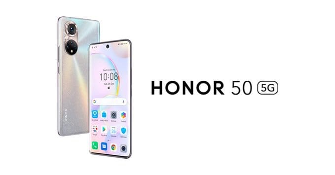 Honor 50 получит поддержку гугл сервисов!