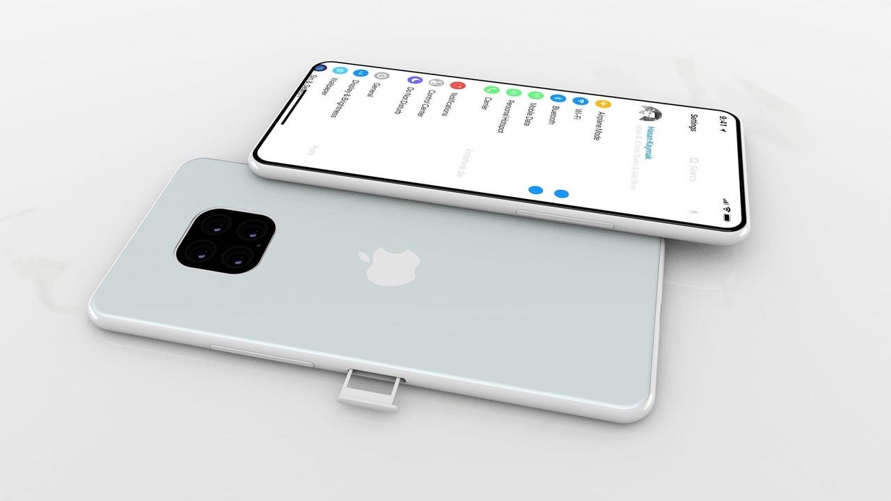 Инсайдеры раскрыли дизайн iPhone 13!!!?