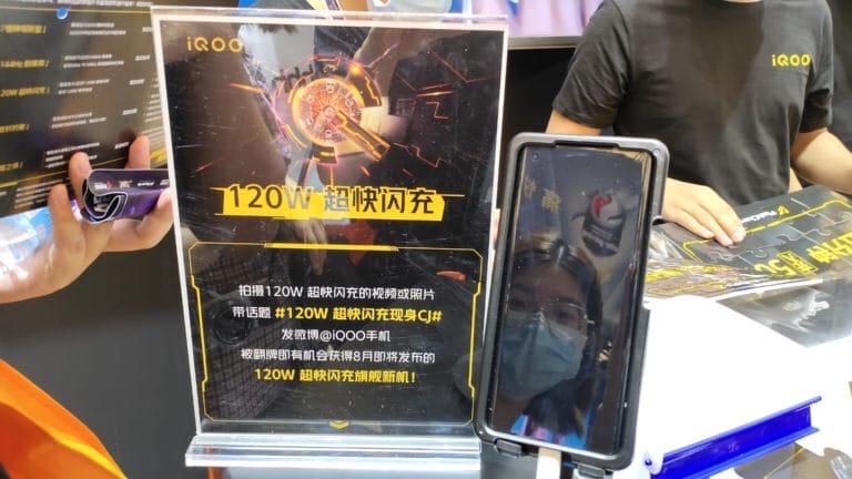 iQOO и OPPO удивили всех технологией сверхбыстрой зарядки.