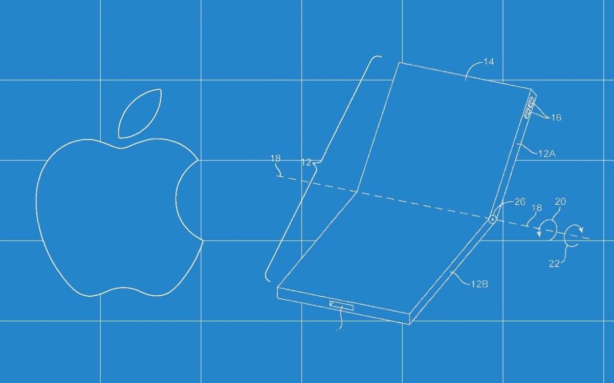 LG работает над складным дисплеем для Apple.