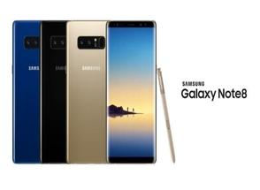 Официально: Samsung Galaxy Note 8 - анонс, характеристики, цена.