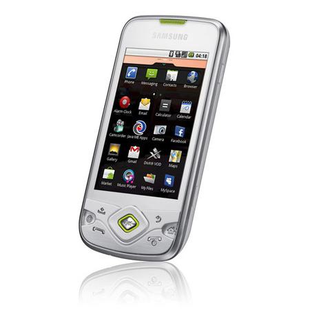 Samsung Galaxy Spica обзавелся ОС Android версии 2.1