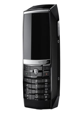 TAG  Heuer выпустила новый люксовый телефон MERIDIIST Lamborghini