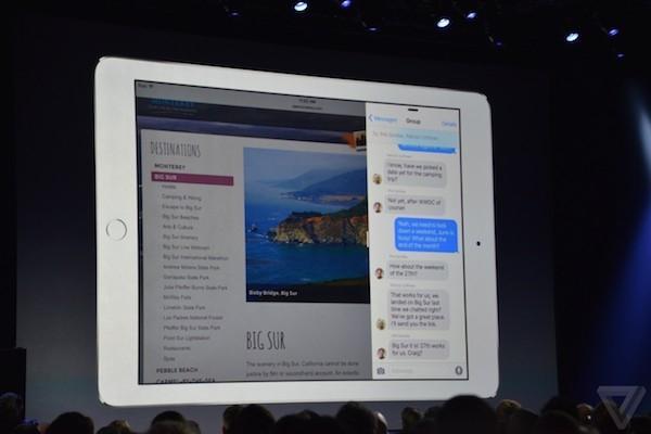Apple представила новую мобильную ОС – iOS 9