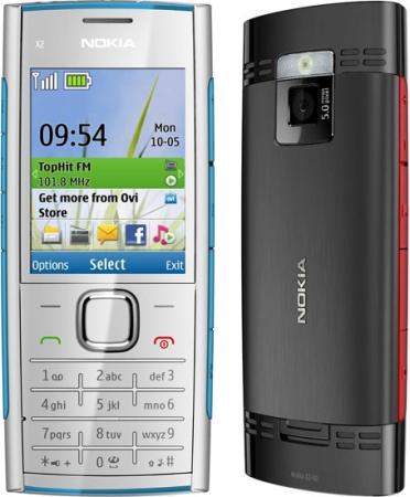 Nokia  X2 lands – новый представитель музыкальной линейки Xseries