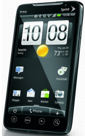 HTC  EVO 4G ������ 4 ����
