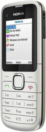 Nokia  C1-01 - ���������, �� �������������� �������