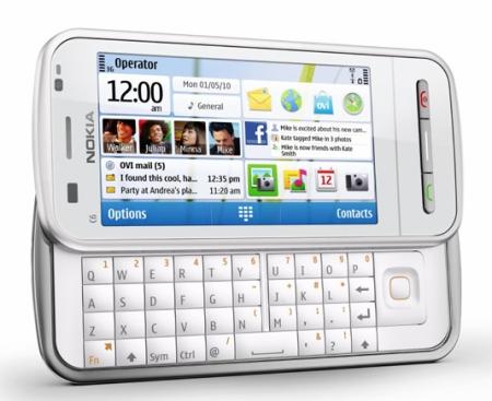 Nokia  выпустит смартфон C6-01