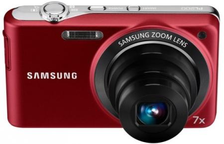 Samsung PL200 - недорогая фотокамера с 7-кратным зумом