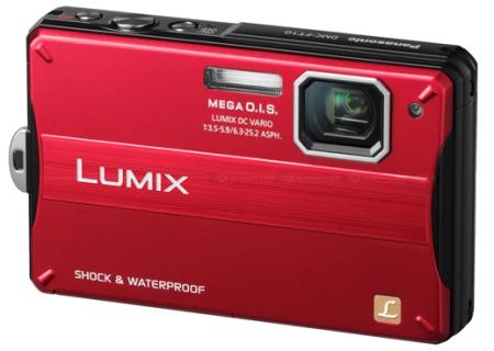 Panasonic Lumix DMC-TS10 - фотокамера для экстремалов