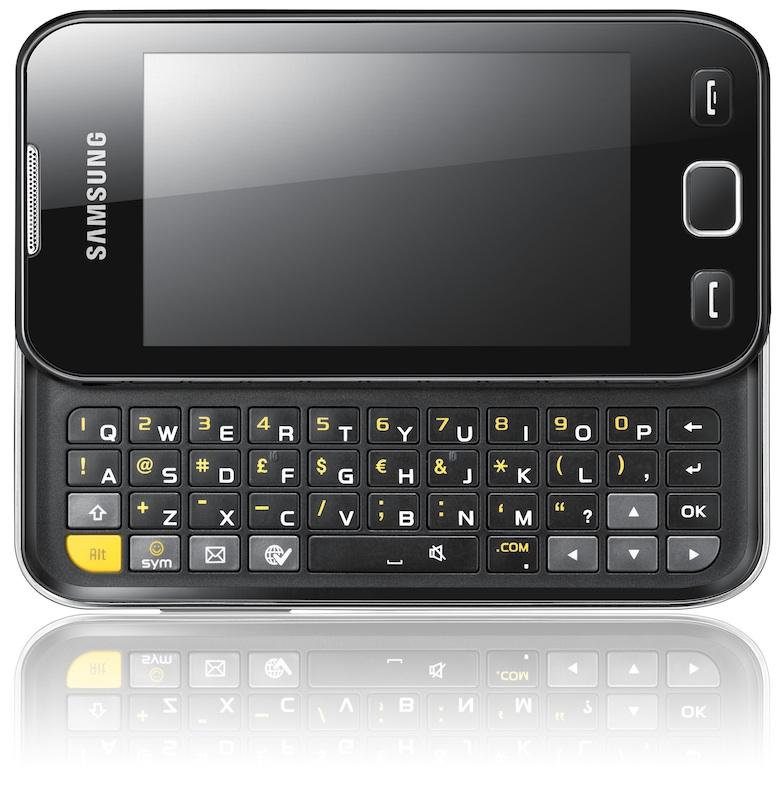 Анонс в России Bada-смартфонов Samsung Wave 2 и Wave 2 Pro