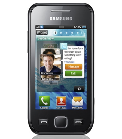 Samsung ����������� bada-�������� S5750 Wave 575