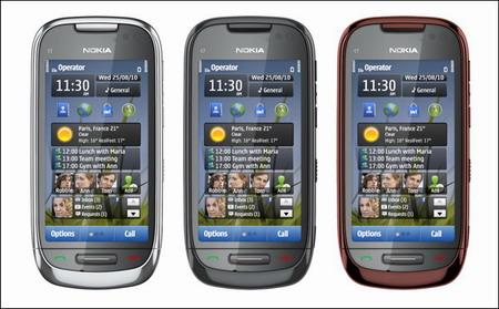 Nokia C7-00 �������� � ������� � ������