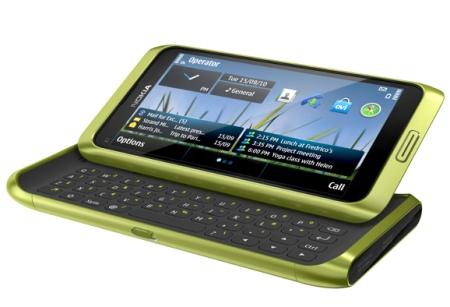 Смартфон Nokia E7-00 появится в продаже 10 декабря