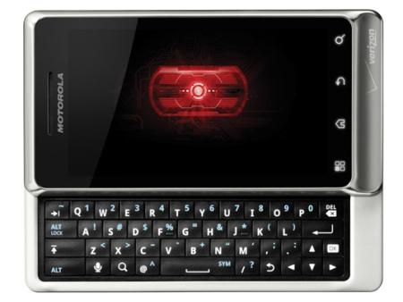 Motorola Droid 2 Global - «гуглофон» с 1,2-гигагерцевым процессором