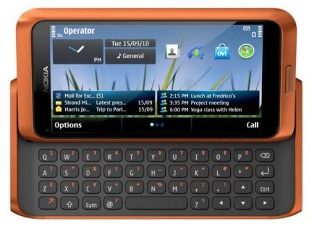 Nokia перенесла релиз смартфона E7