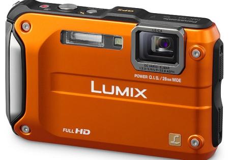 Panasonic Lumix DMC-TS3 - фотоаппарат для активных пользователей
