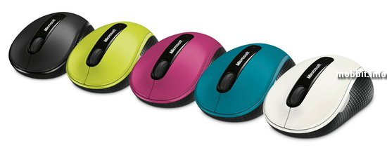 Мыши Microsoft с технологией BlueTrack