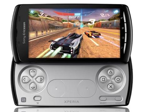 Sony Ericsson XPERIA Play все-таки существует