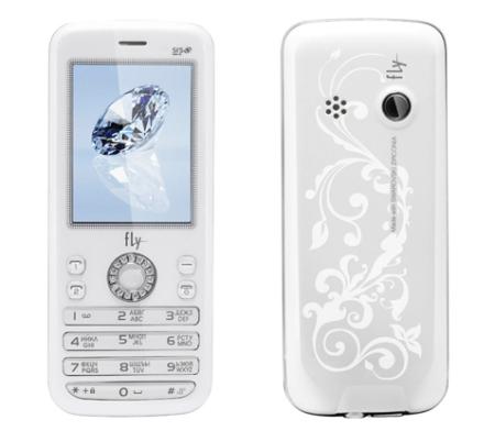 Fly MC180 Desire - телефон для прекрасной половины человечества