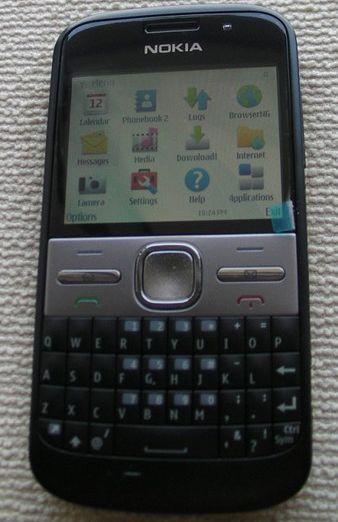 Nokia Mystic
