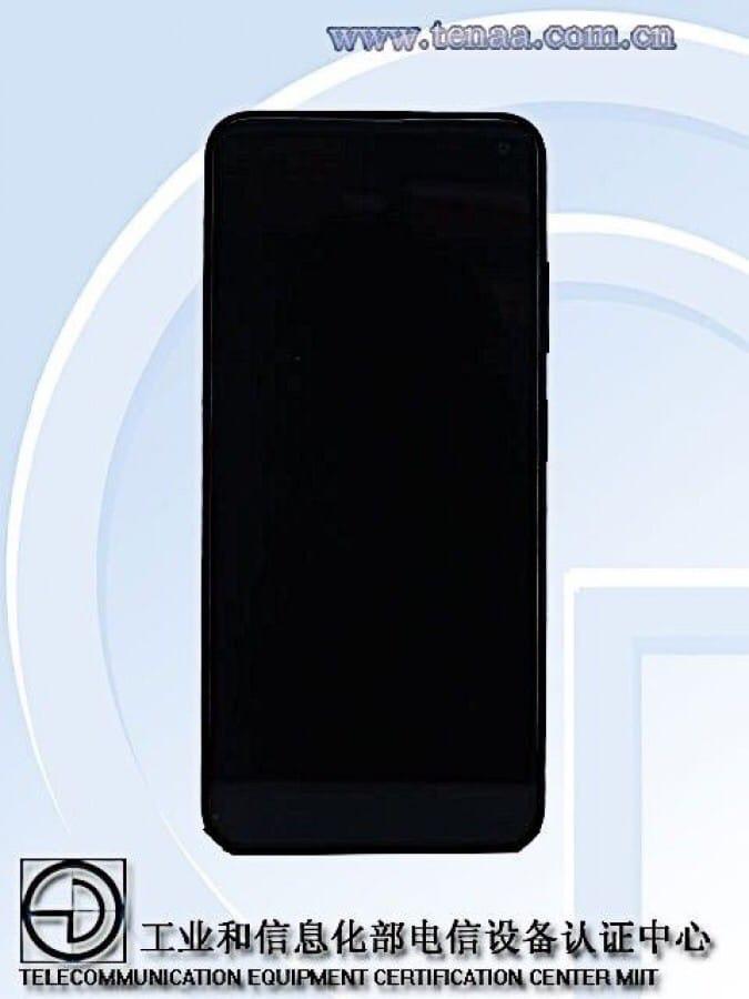 Первый взгляд на Samsung Galaxy F52 5G.