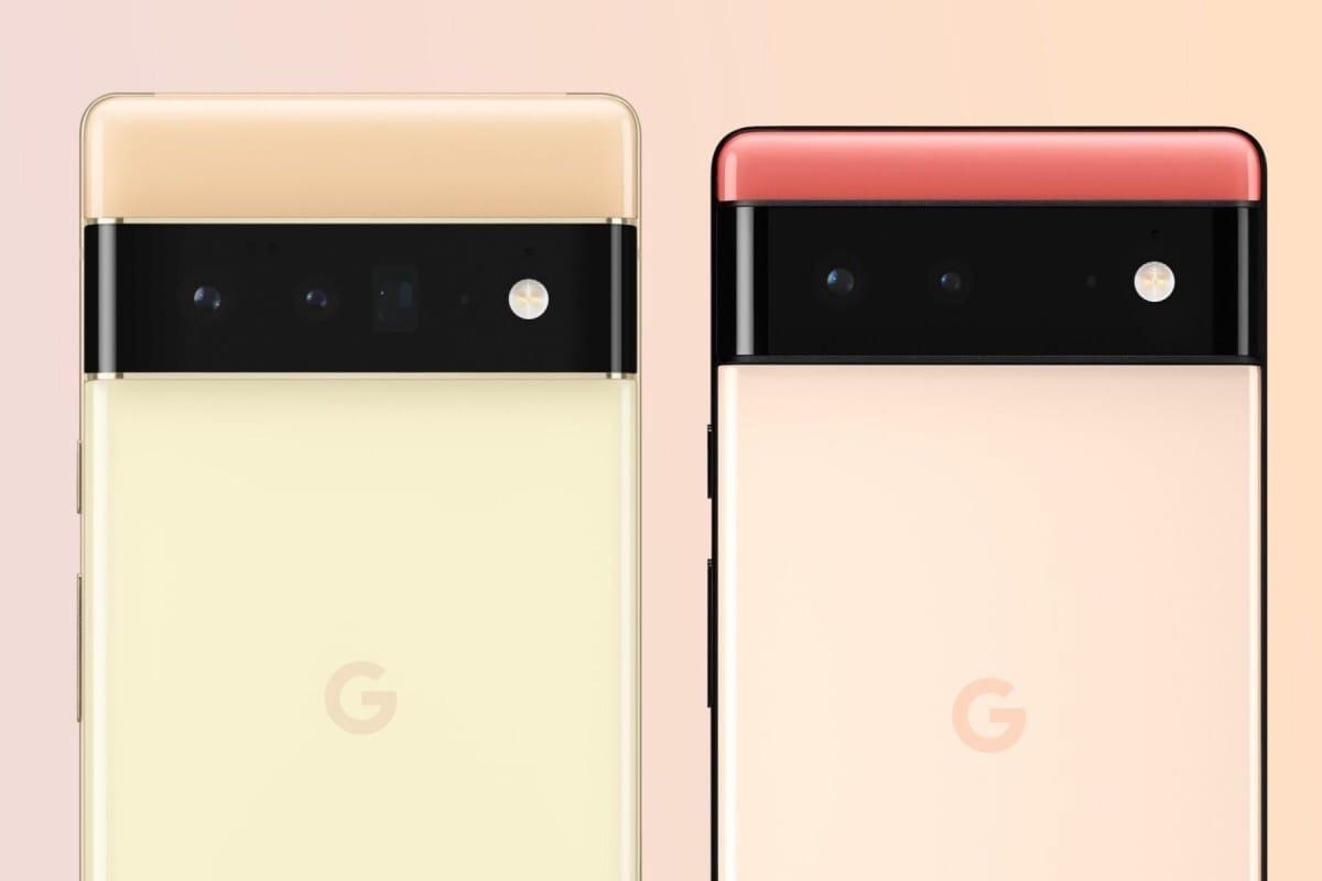 Раскрыты характеристики камеры Google Pixel 6.