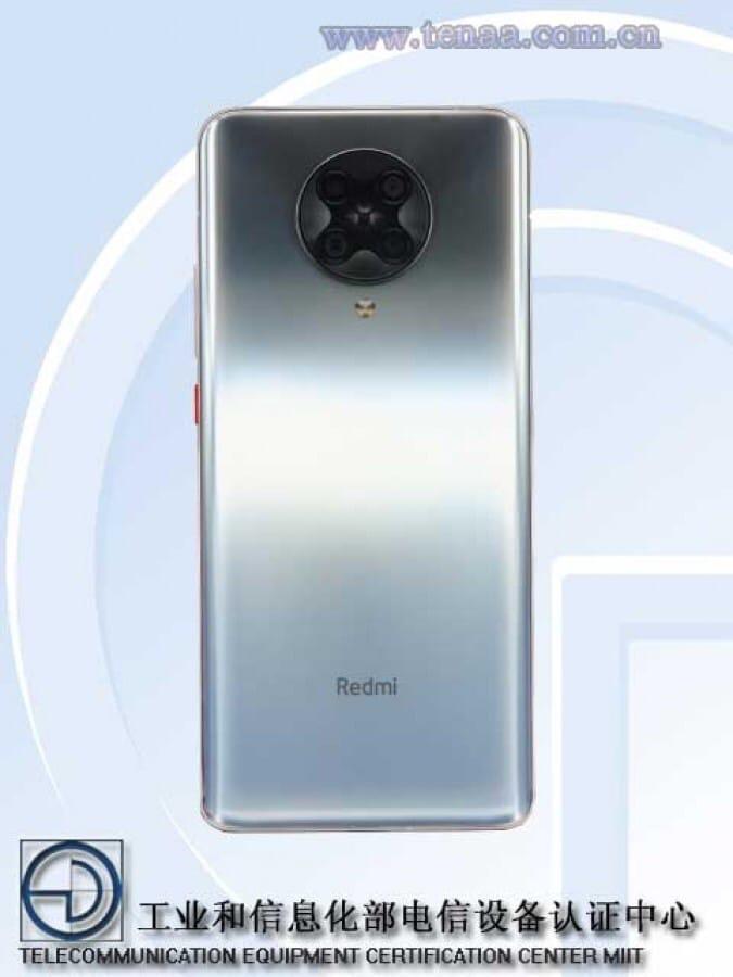 Redmi K30 Ultra появился на TENAA.