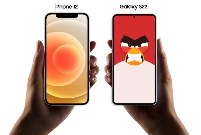 Samsung решили сэкономить на Galaxy S22!