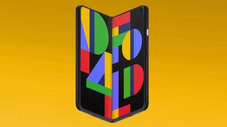 Складной Google Pixel выйдет в этом году??