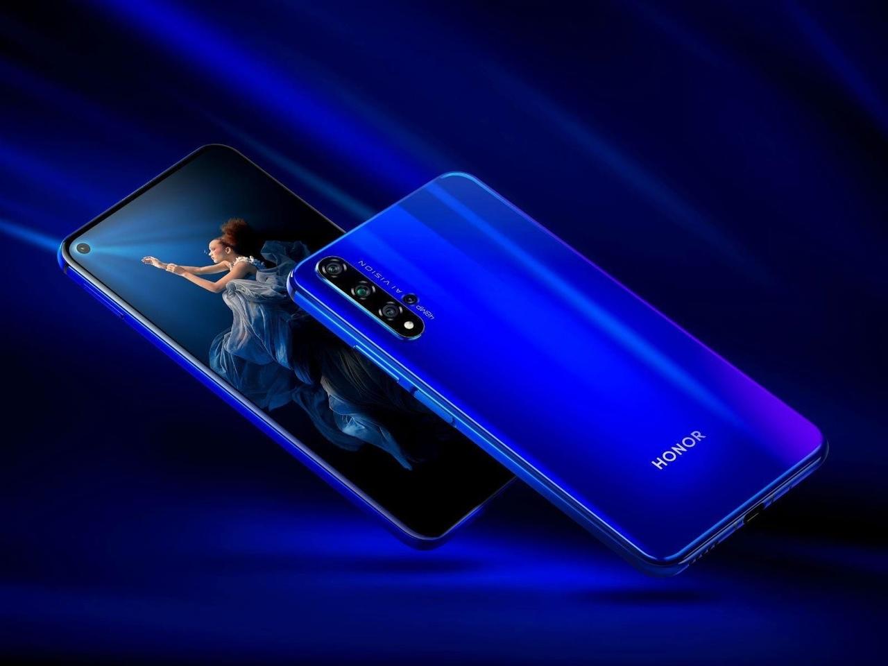 Смартфоны от Honor обогнали по популярности Apple и Xiaomi.