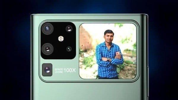 Удивительный дизайн Huawei Mate 40 Pro.