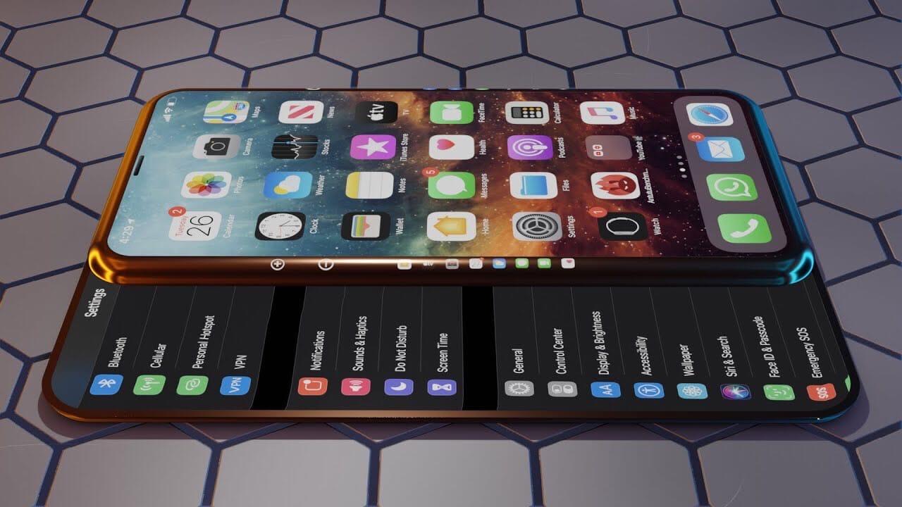 В сеть слили характеристики iPhone 13 Pro!?