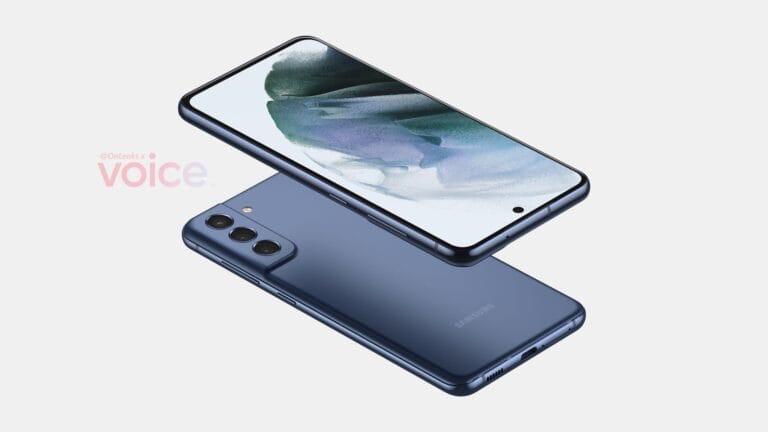 В сеть утекли цены на Samsung Galaxy S21 FE.
