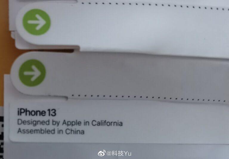 Всё самое важное о линейке iPhone 13!