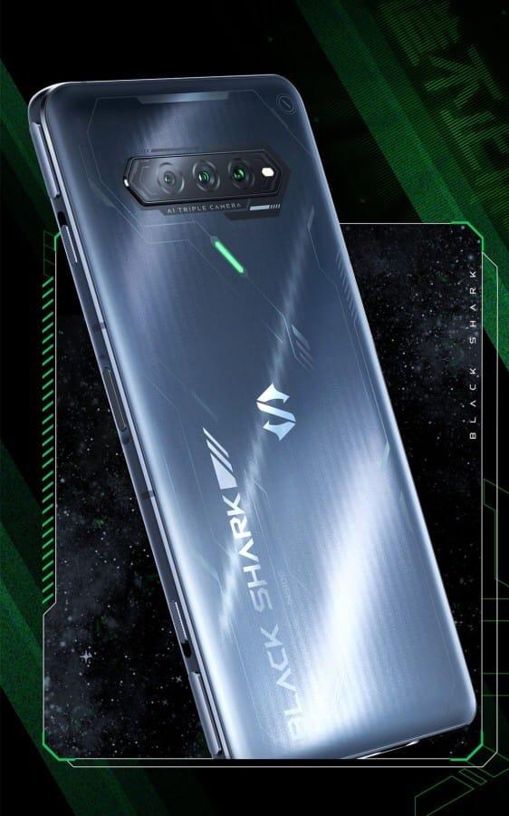 Всё самое важное о Xiaomi Black Shark 4S!