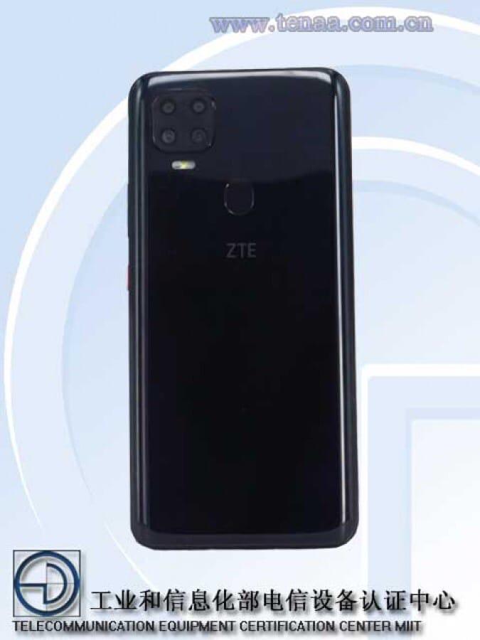 ZTE Axon 11 SE появился на TENAA.