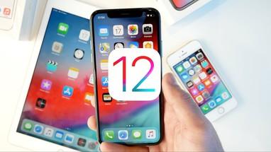 iOS 12 ВЫШЛА! Сравниваем до и после на iPhone 5S, iPhone X и iPad 2018